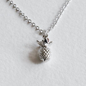 Pineapple Necklace - Aloraflora Jewelry