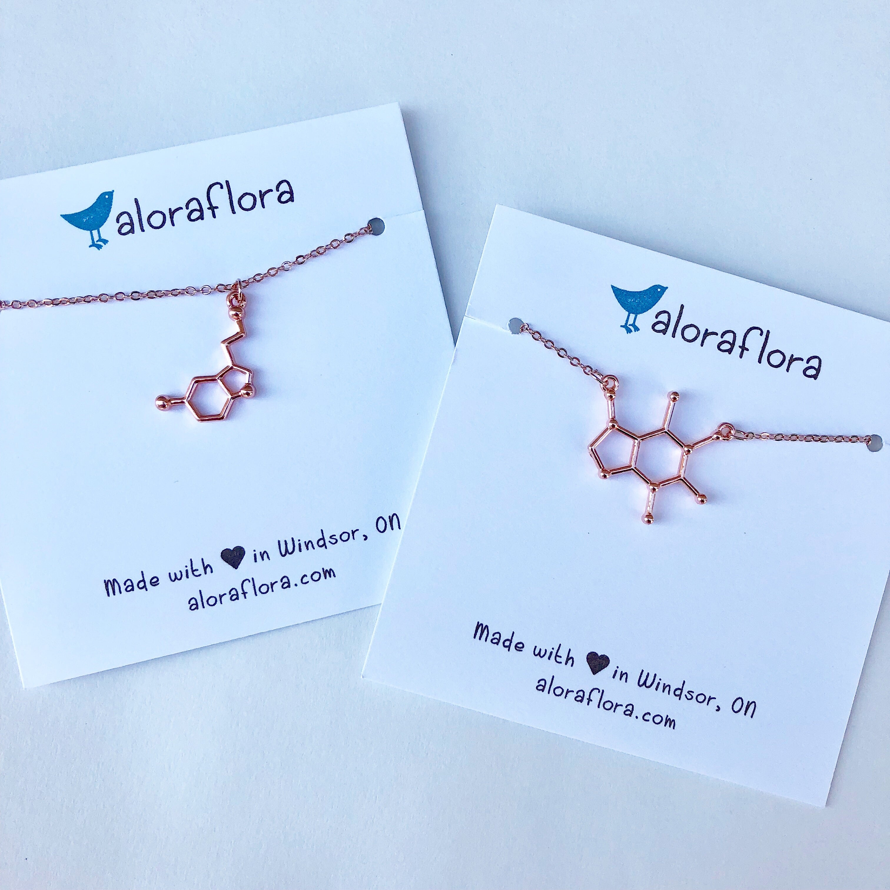 Serotonin Necklace - Aloraflora Jewelry