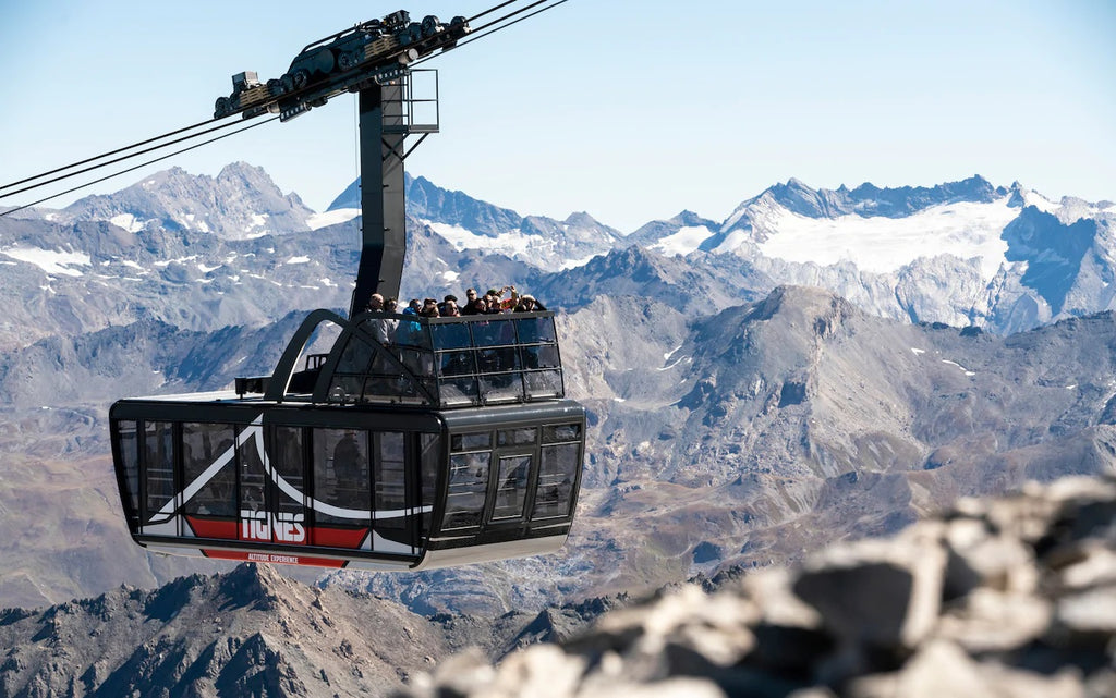 World's LARGEST open-air Gondola