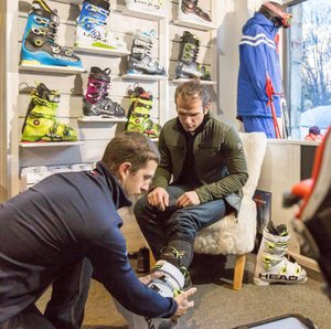 ski boot fitting service in newton abbot by experts
