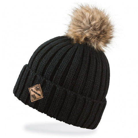 Black ladies beanie