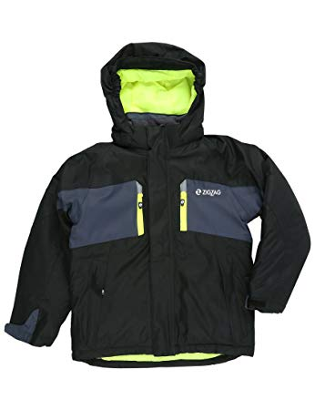 ZigZag Provo Junior Ski Jacket