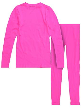 ZigZag Gualala Baselayer Set - Pink