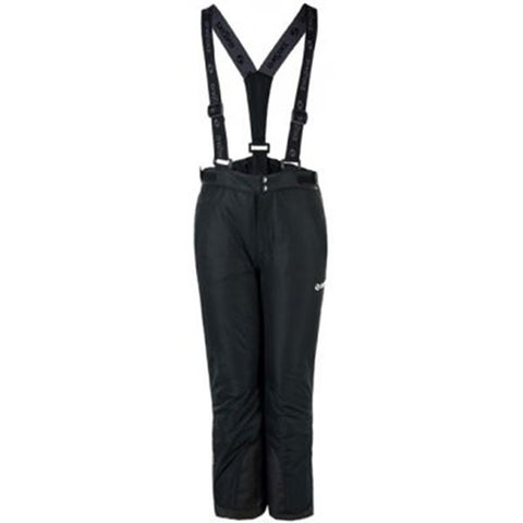 Zigzag Provo Junior Ski Salopettes - Black