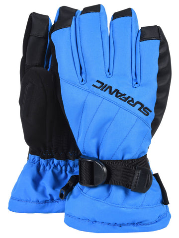 Surfanic Snapper Ski Gloves - Blue