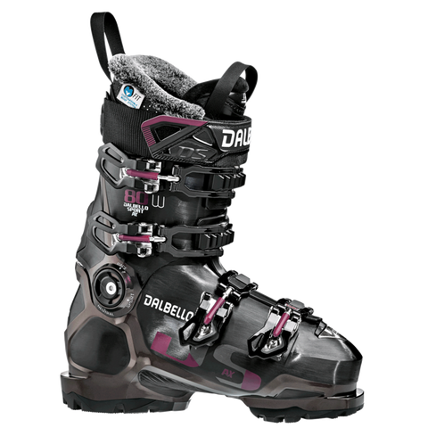 19/20 Dalbello DS AX 80 Ladies Ski Boots