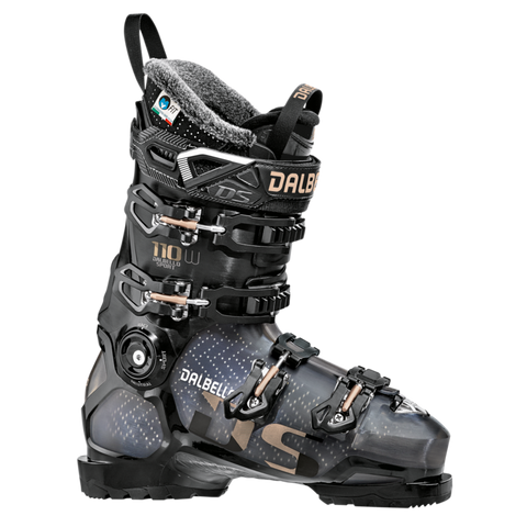 19/20 Dalbello DS 110 Ladies Ski Boots