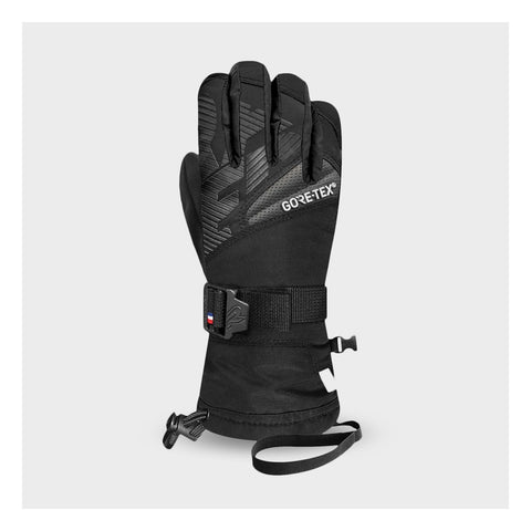 Racer Giga 3 Junior Ski Gloves - Black