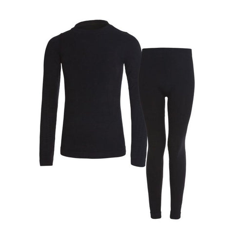 ZigZag Gualala Baselayer Set - Black