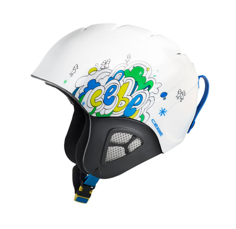 Cebe Pluma Junior ski helmet - Forest