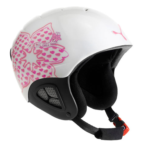 Cebe Pluma Junior ski helmet - Flowers
