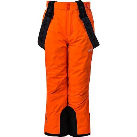 Zigzag Provo Junior Ski Salopettes - Orange