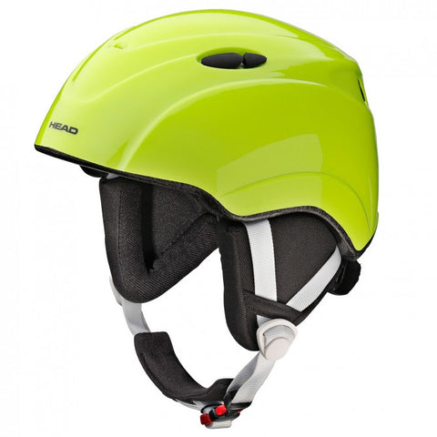 Head Joker Junior Ski Helmet - Lime