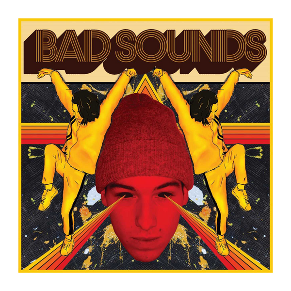 "LIMITED EDITION 'BAD SOUNDS : MIXTAPE ONE' 10"" VINYL"