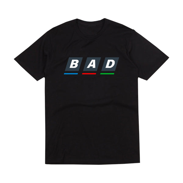BAD BBC LOGO BLACK T-SHIRT