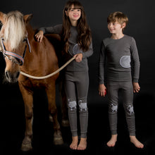 Little Twig and Sparrow Horse Pajama
