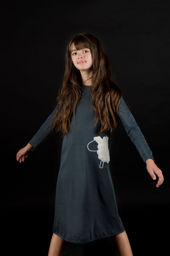 Little Twig and Sparrow Sheep Nightgown