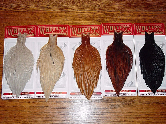 Whiting Hen Capes