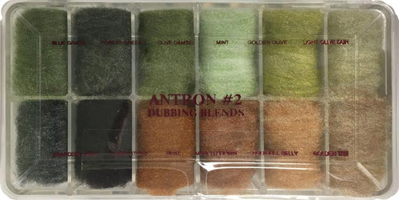 Antron Dubbing Blends Dispenser # 2