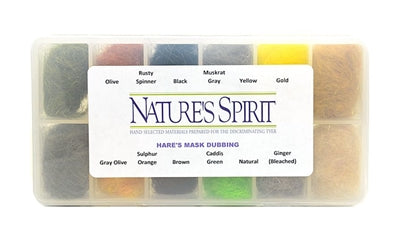 Nature's Spirit, Hare's Mask Dubbing Dispenser