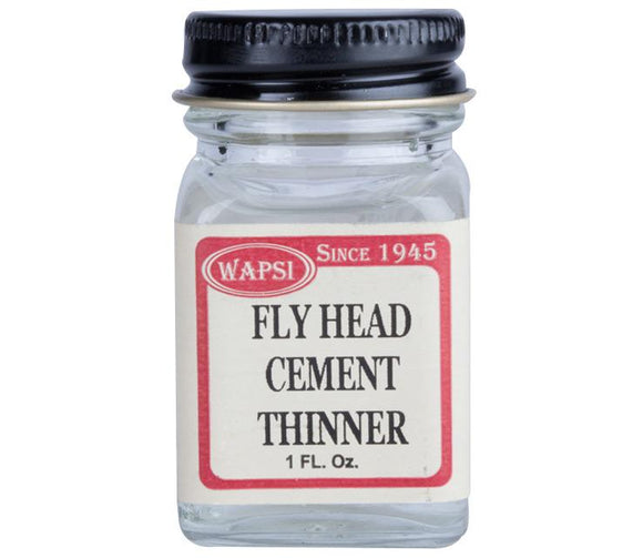 Fly Head Cement Thinner