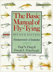 The Basic Manual of Fly Tying