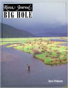 River Journal - Big Hole (paperback)