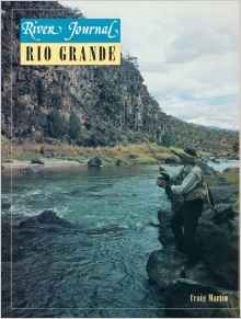River Journal - Rio Grande (hardcover)