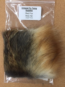 Fox, Red - Fur Piece, Large
