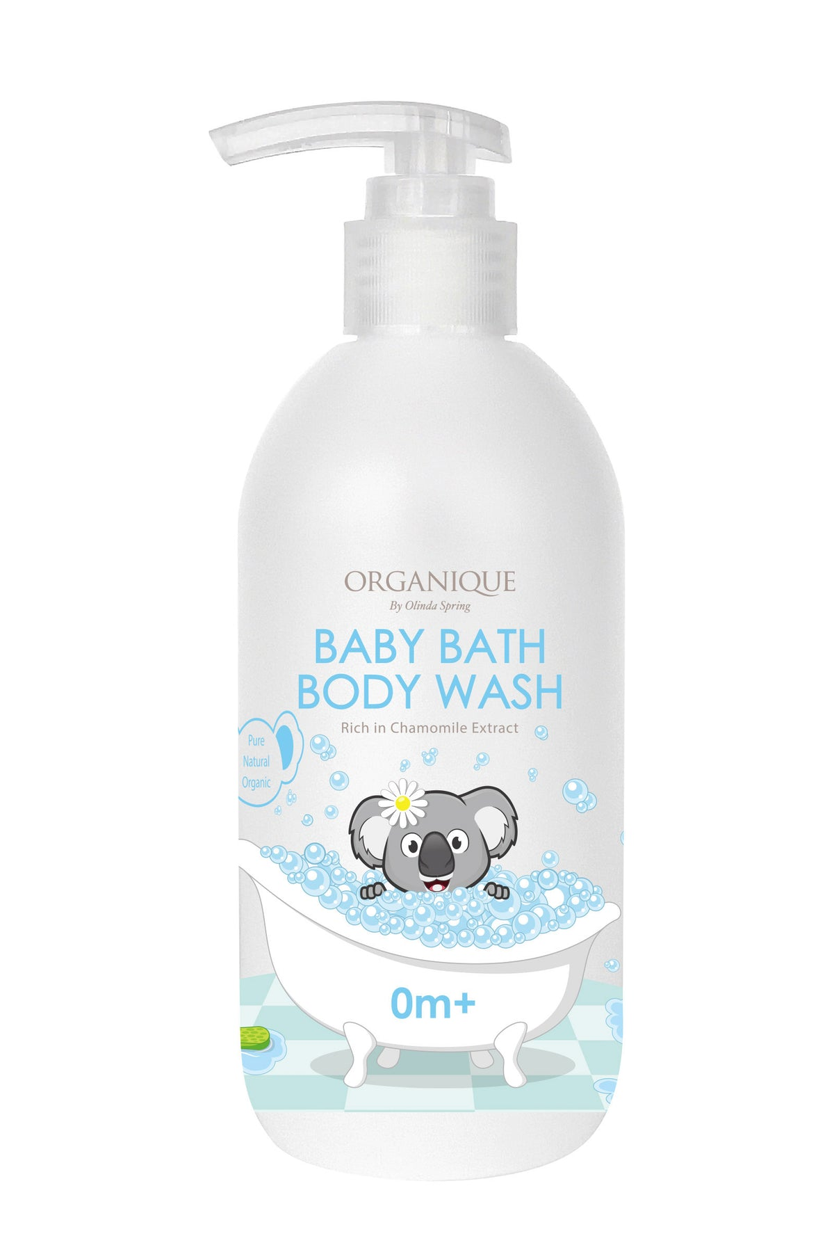 Baby Bath and Body Wash