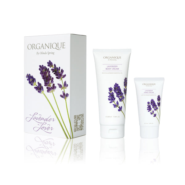 Lavender Lover Set - Hand & Body Cream (TWIN PACK)