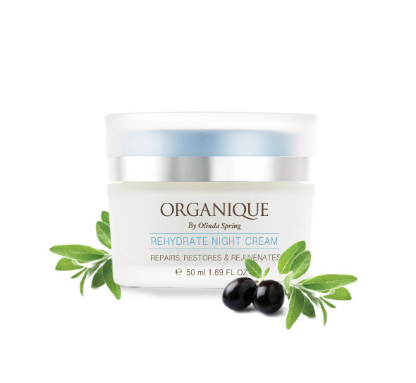 Rehydrate Night Cream