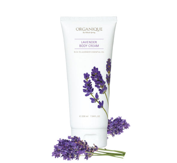 Lavender Scented Body Cream (200ml)