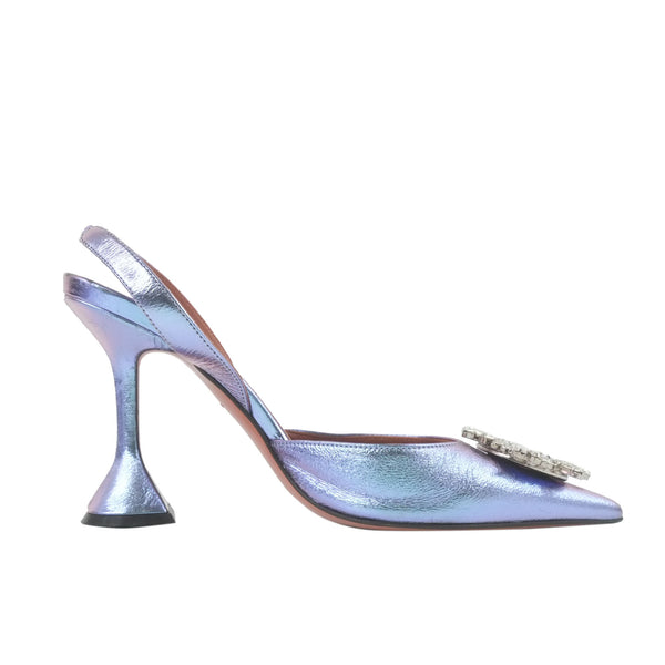 Prada saffiano clutch with strap  red