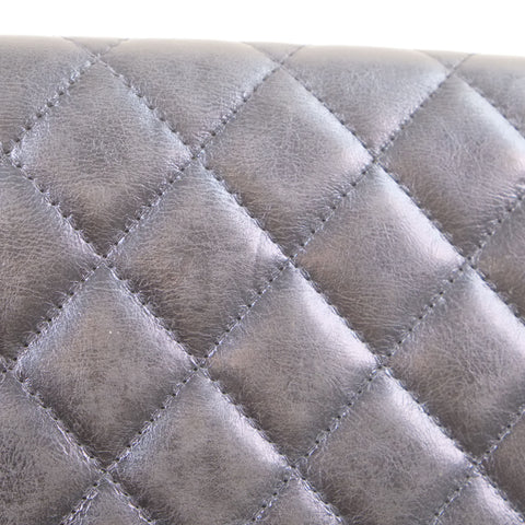 Chanel red Wallet on Chain pink trim