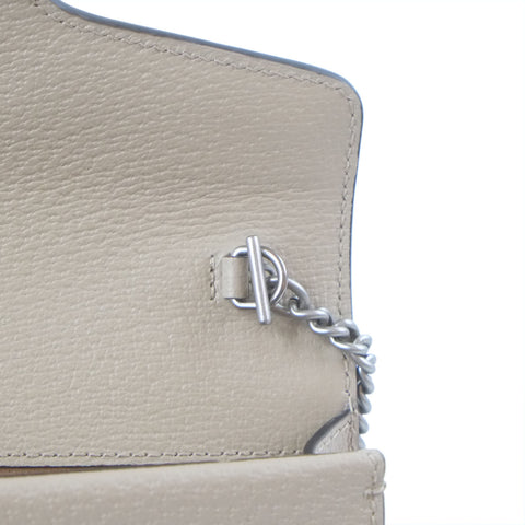 Gucci watch black leather