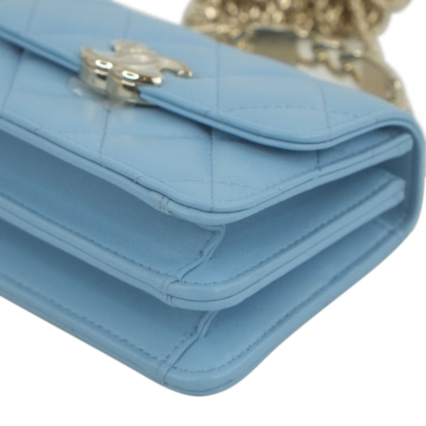Celine Earrings Gold Hardware