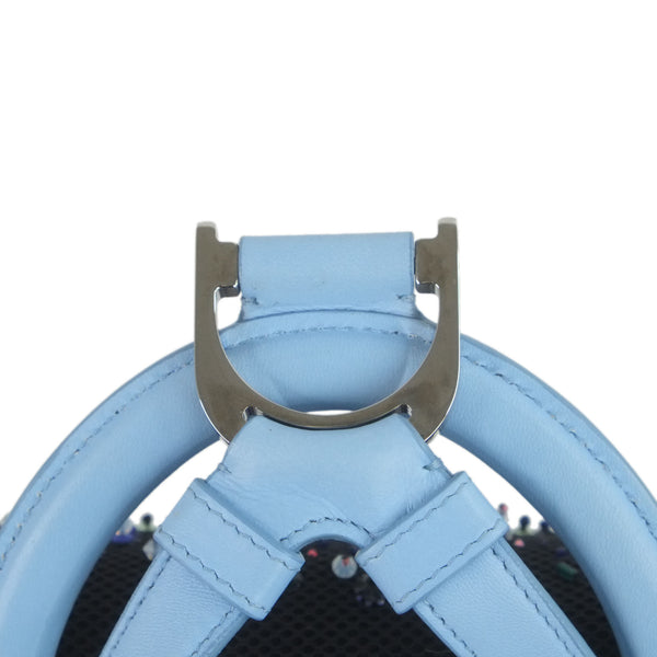 Gucci Dionysus Blooms small red leather