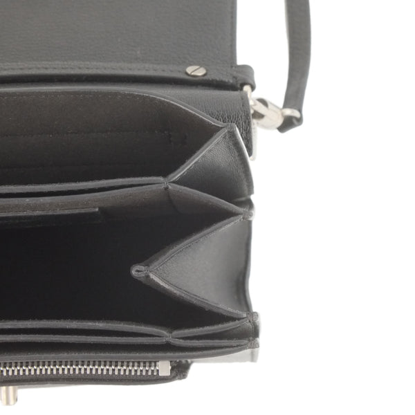 Kenzo small tote with strap dark green