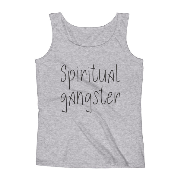 Spiritual Gangster Ladies' Tank