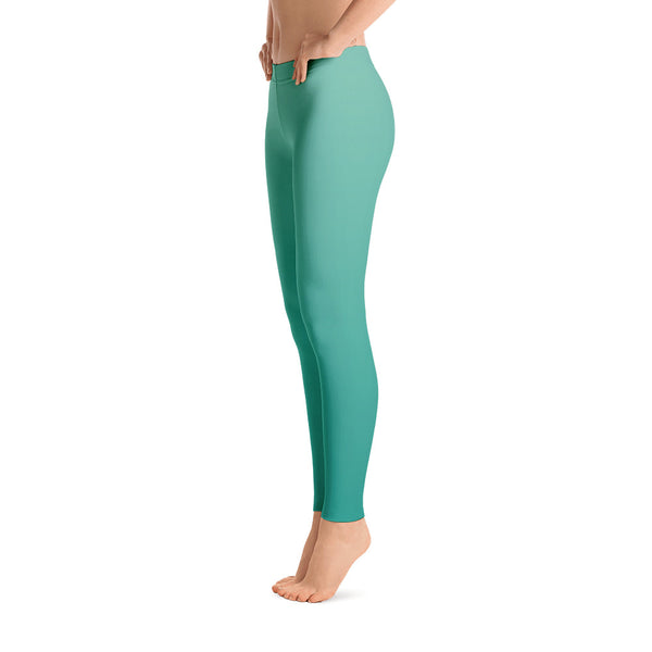 Green Leggings