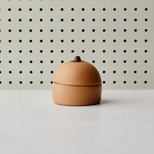 Lidded Breast - Medium
