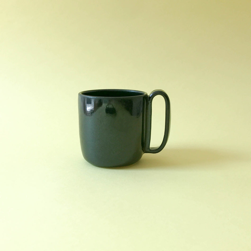 Medium Mug - Metallic Black