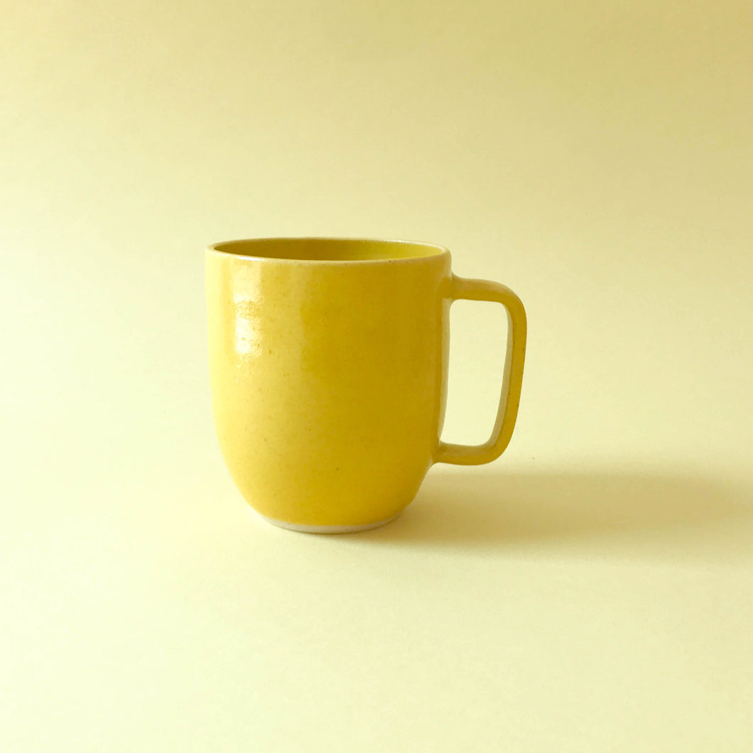Large Mug - Yellow
