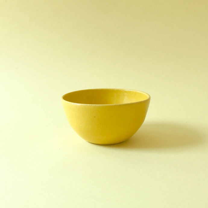 Small Bowl - Yellow