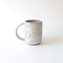 Medium Mug - Speckled White