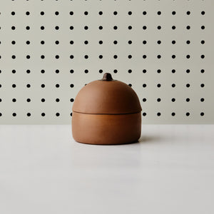 Lidded Breast - Dark