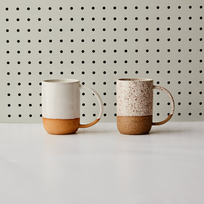 3/4 Dipped Tall Mug