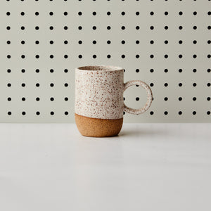 3/4 Dipped Tall Circle Mug