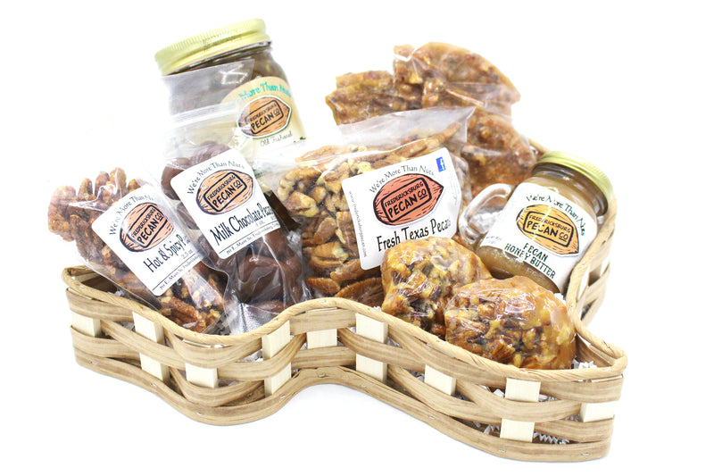 A Bit of Texas Pecan Gift Basket